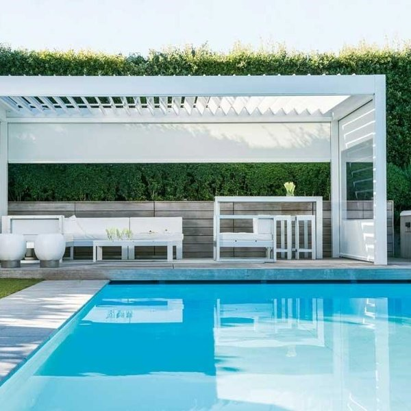 View Renson® Louvered Canopies products