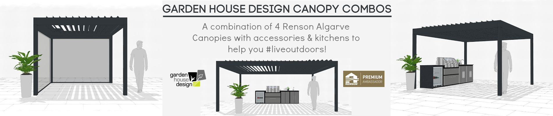 Link to page Renson Algarve Canopy Combos