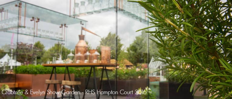 Link to page Crabtree & Evelyn Show Garden built by Garden House Design 2016