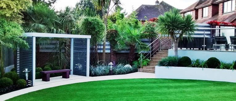 Link to page Garden House Design