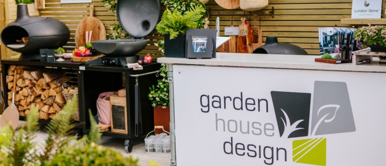 Link to page Garden House Design Contact Us details
