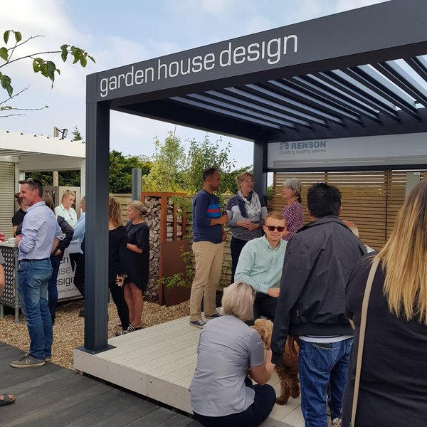 Garden House Design Events and Exhibitions