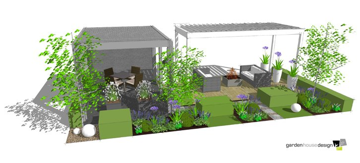 Link to page Garden House Design exhibiting at Grand Designs and Hampton Court
