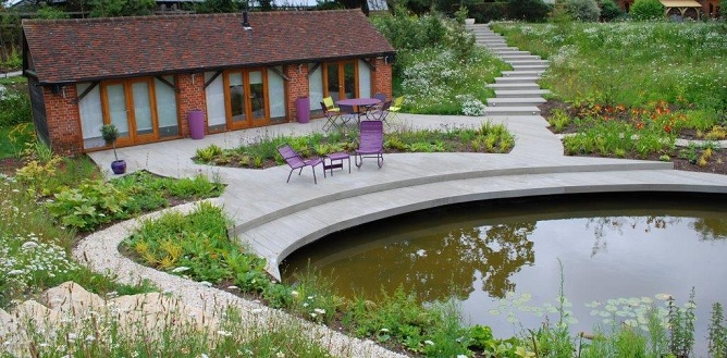 Garden Houses Designs garden design and landscapers in sussex, surrey, london, hampshire
