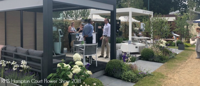 Link to page RHS Hampton Court Flower Show 2018
