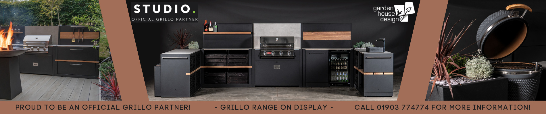 Link to page Grillo Outdoor Kitchens