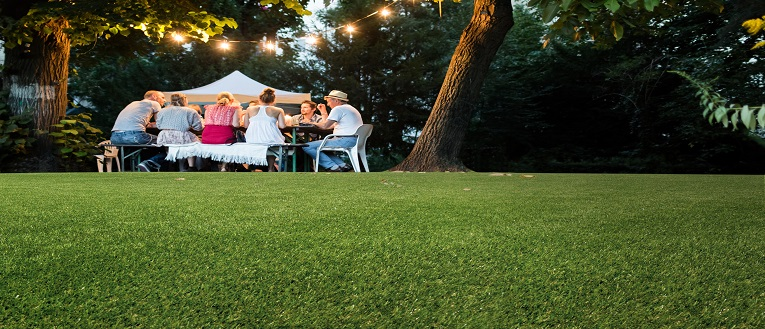 Link to page Artificial Grass and BBQ