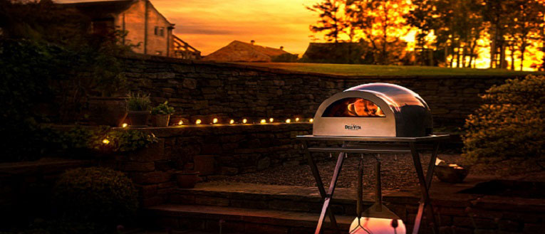 Link to page Outdoor Wood Fired Pizza Ovens