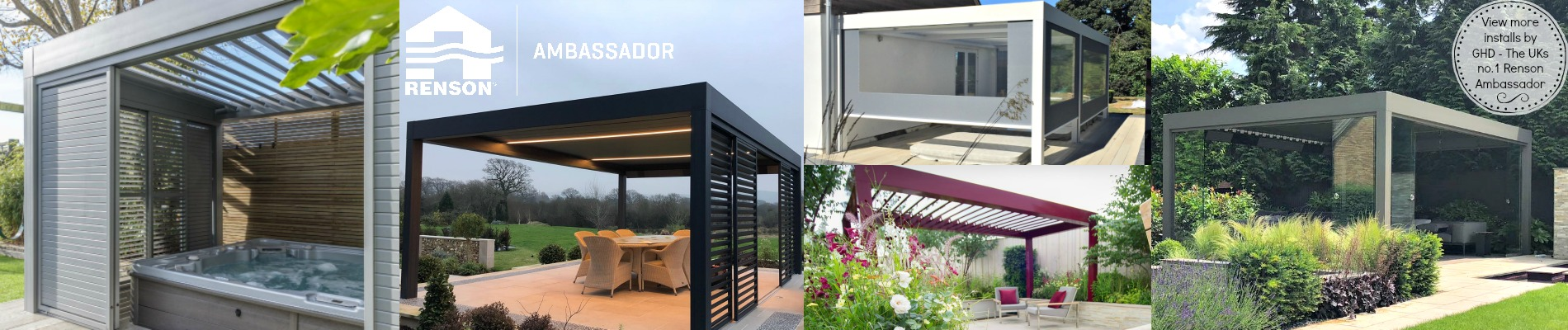 Link to page Renson Louvered Canopies
