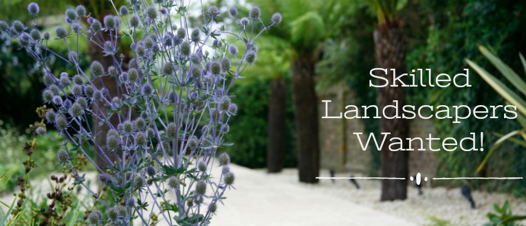 Link to page Skilled Landscapers Wanted in Sussex