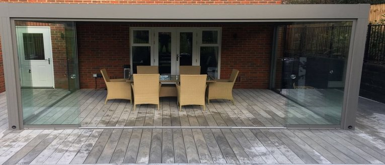 Link to page Luna Designboard Composite Decking Boards