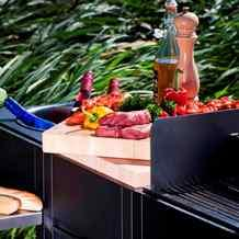 NEW! oneQ outdoor kitchens