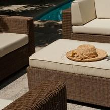 outdoor furniture sofa and chairs