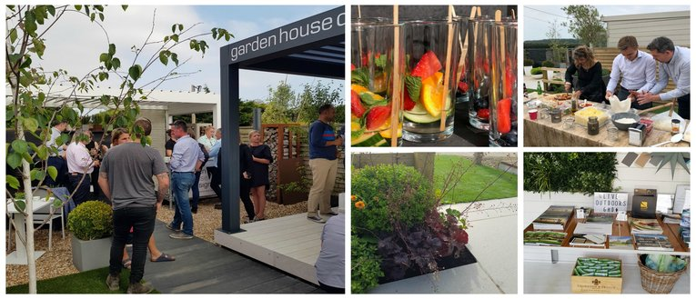 Link to page Outdoor Events at Garden House Design