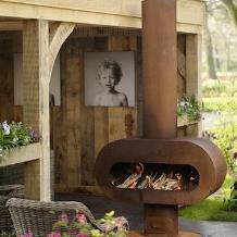 Zeno Outdoor Fireplaces