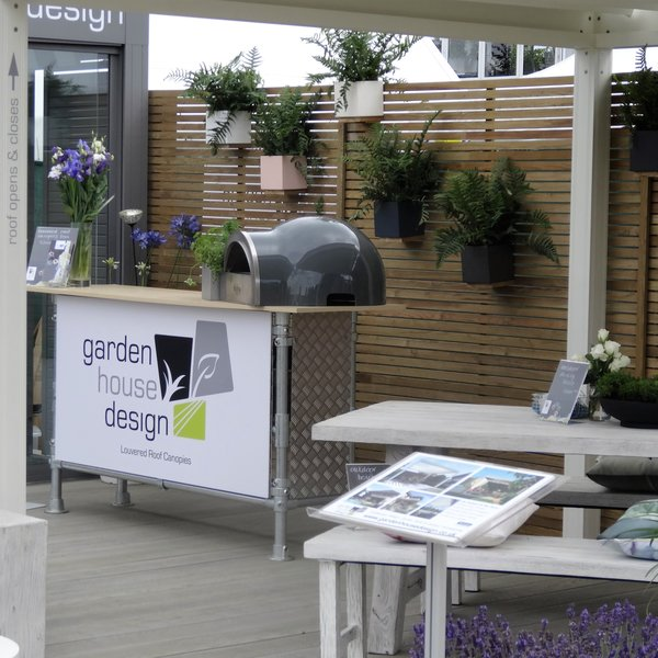 RHS Hampton Court Flower Show our trade stand