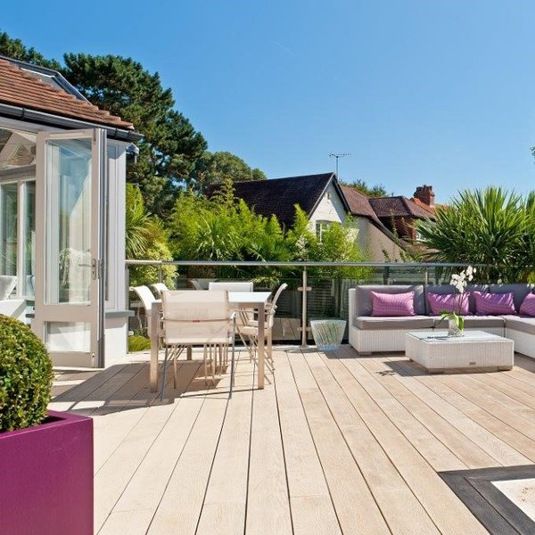 Design and Build Project with Millboard Composite Decks