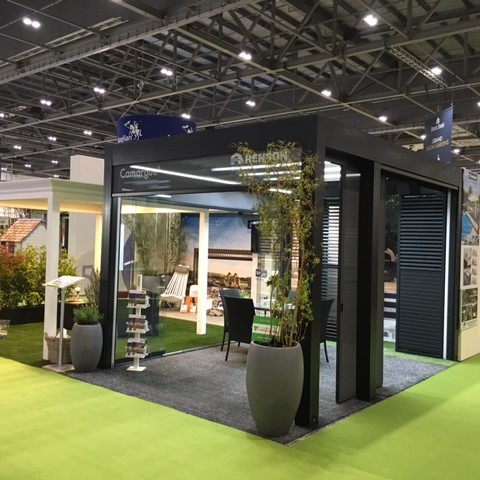 Grand Designs Live Exhibition Stand