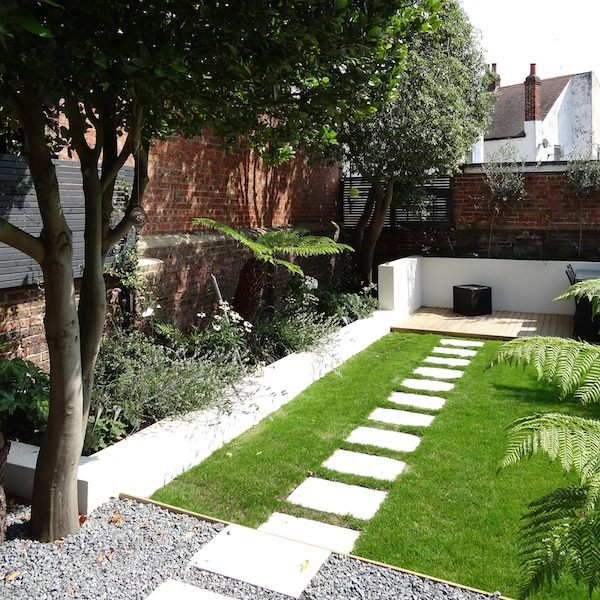 Urban gardens portfolio garden house design for Urban garden design ideas