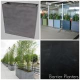 View Barrier Planters details