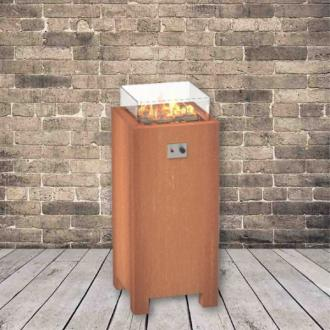Main 6 for Adezz Corten Gas Firepit  (Tall)