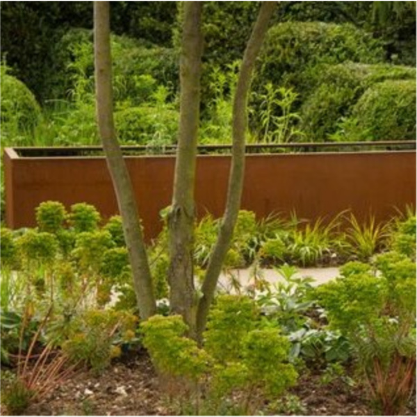 View Medium Corten Steel Pond details
