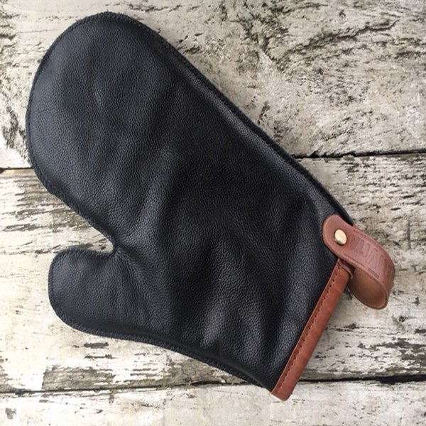 View Delivita Leather Oven Glove details