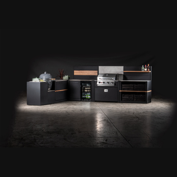 View Grillo Vantage Kitchen L0640 including ... details
