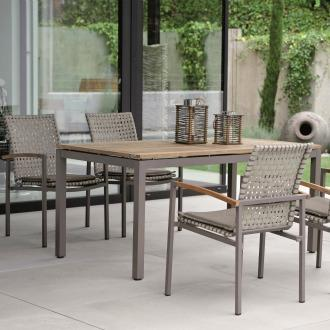 Main 6 for LUCY Dining Table & 4 Chair Set