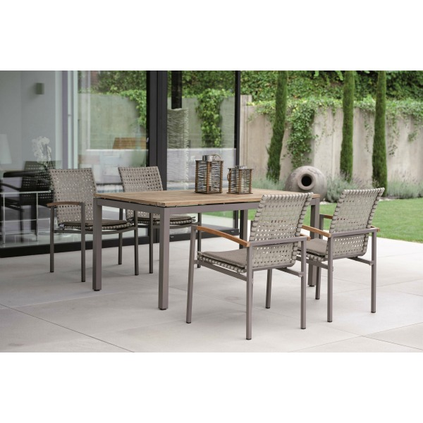 View LUCY Dining Table & 4 ... details