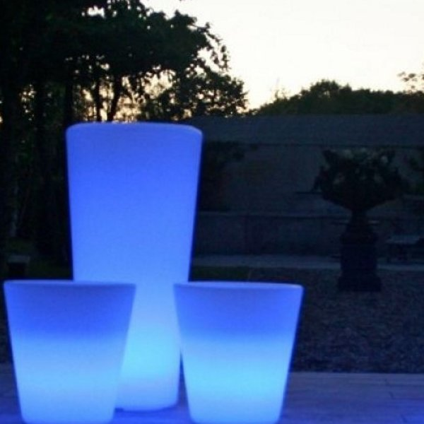 View Aldo Coloured Outdoor LED Modern ... details