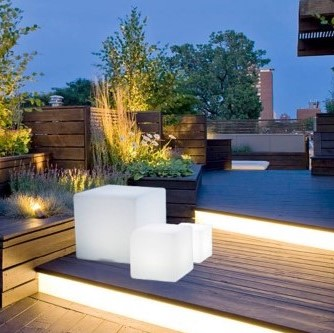 View Aldo Coloured Outdoor LED Cubes details