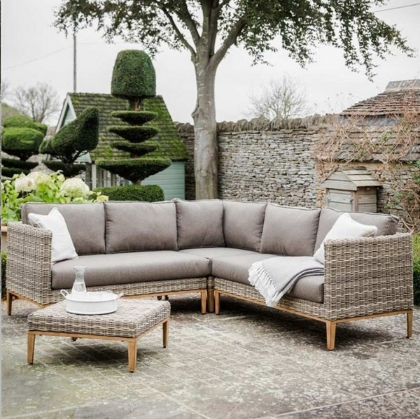 Rattan Sofa Set Garden House Design