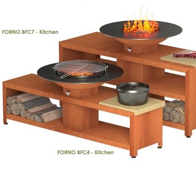 View Forno BFC Outdoor Kitchen details