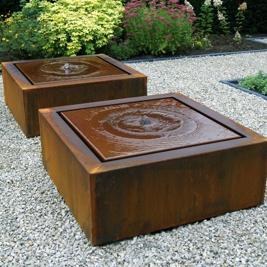 View Adezz Corten Water Tables details