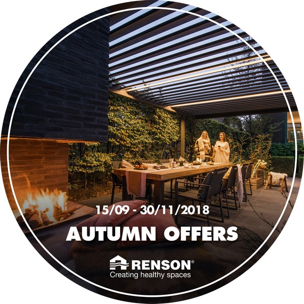 View Autumn Offers on Renson details