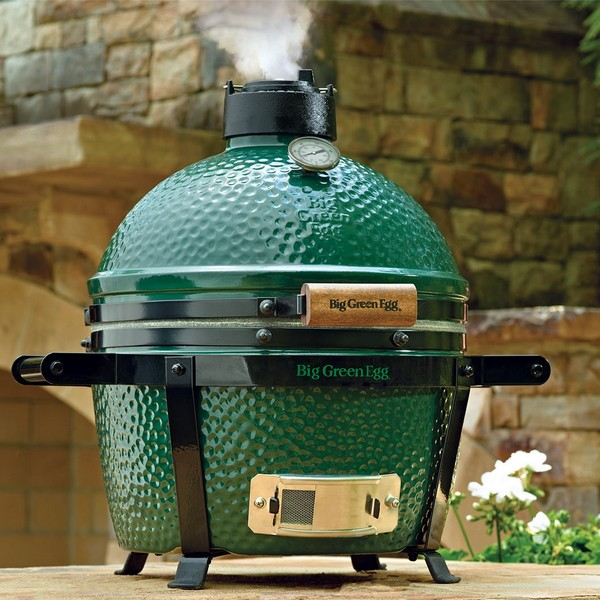 View Minimax Big Green Egg details