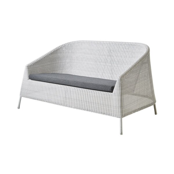 View Kingston 2-seater stackable sofa:2colours details