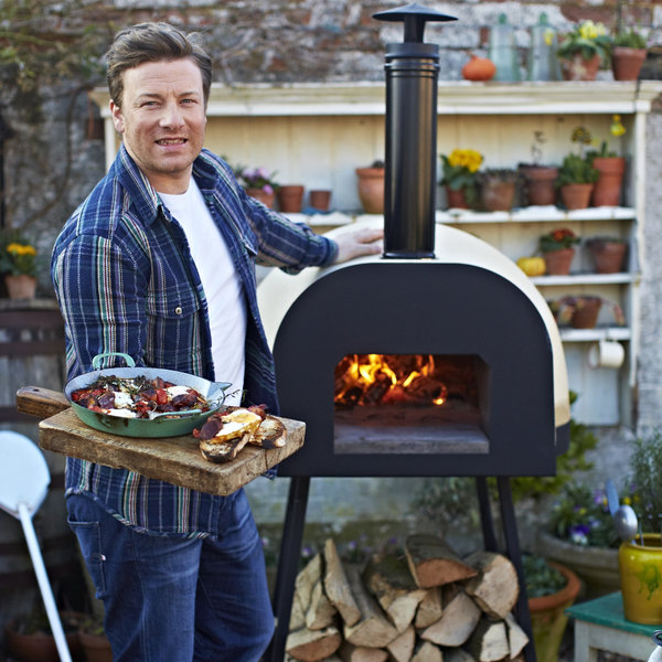 jamie oliver dome60 leggero wood fired outdoor ovens