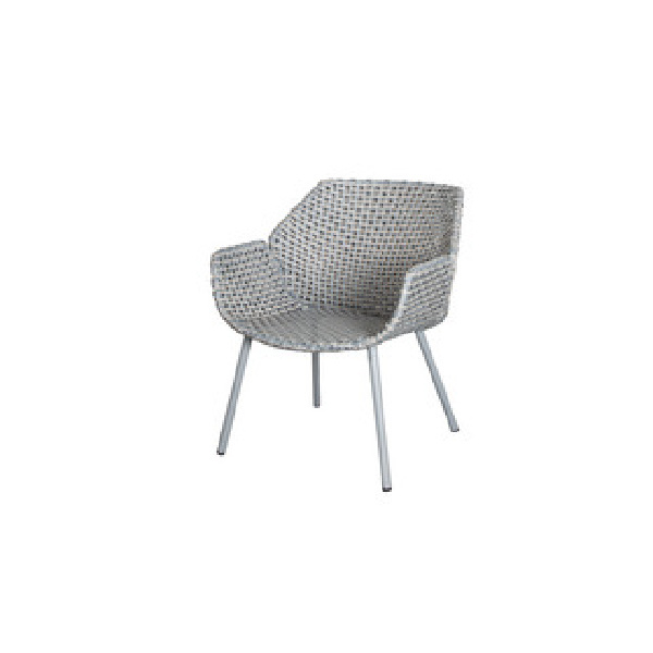 View Vibe Armchair Light Grey details