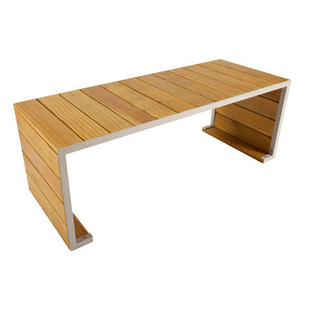 View Wooden & Steel Bench. Click ... details