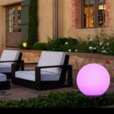 View Aldo Coloured Outdoor LED Balls details