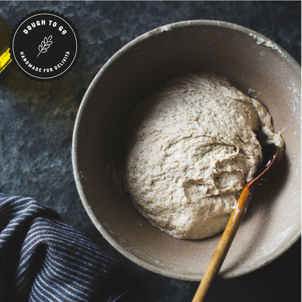View Delivita Organic Pizza Dough Home ... details