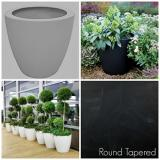 View Round Tapered Planters details