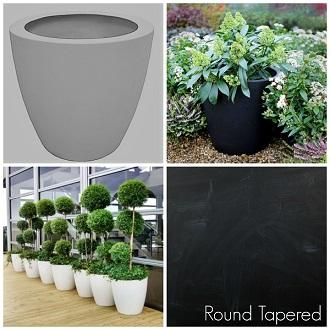 Main 6 for Round Tapered Planters