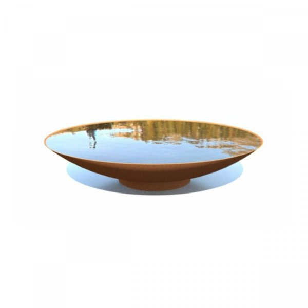 View Corten Water Bowl details