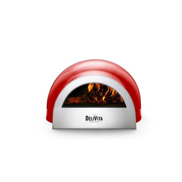 View the CHILLI RED oven details