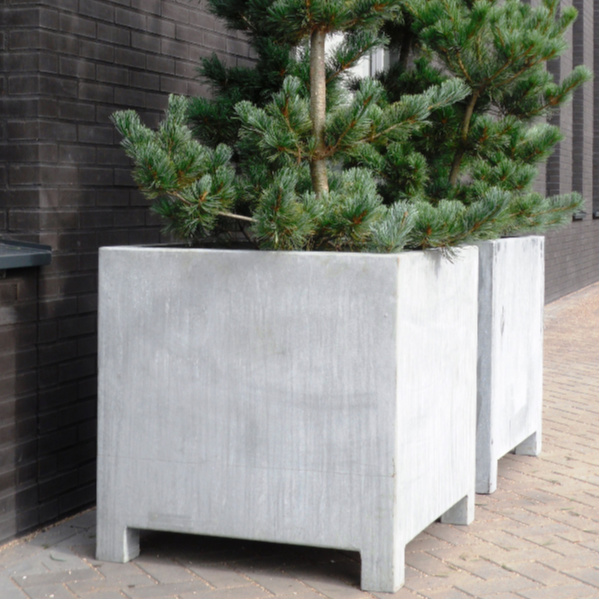 View Galvanised Steel Planters products