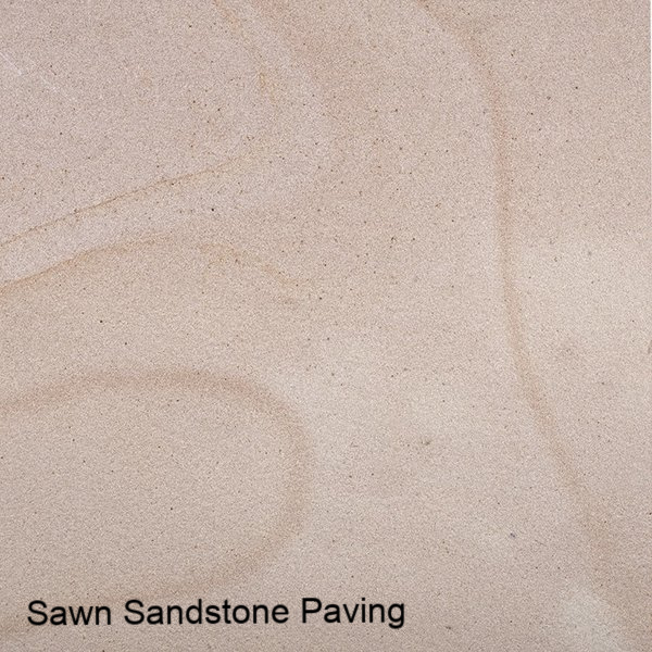 View Sawn Sandstone Paving products